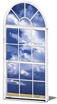 Perfil ventana batiente