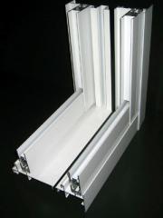 Perfil puerta y ventana correderas