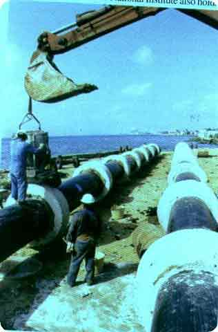 Pedido Servicios de Emisario-submarino La Puntilla